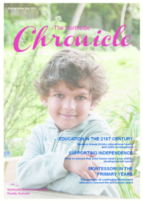 Chronicle 2015 Spring