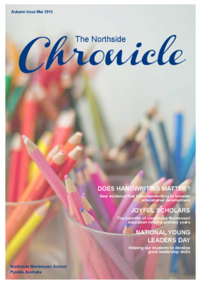 Chronicle 2015 Autumn