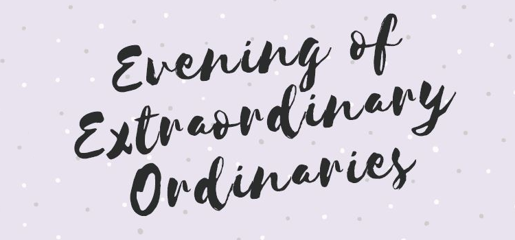 Extraordinary ordinaries- 2019