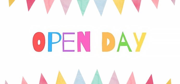 Open Morning 13th June 2019